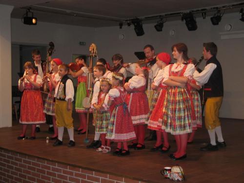Praha - Taussigova 1150 květen 2009