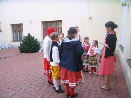 Kyjov rozezpívání květen 2009