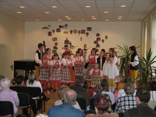 společný koncert sMeteláčkem březen 2008