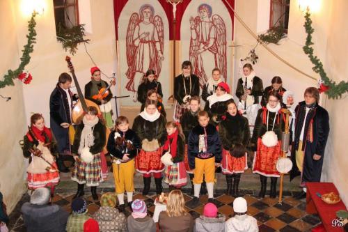 Vozembach veVstiši - vánoční koncert prosinec 2012