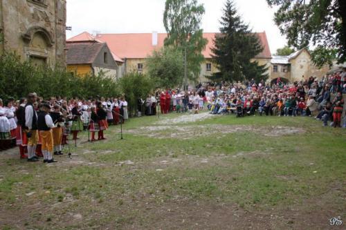 Chotěšovské máje , květen 2012