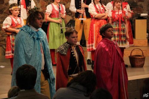 Tříkrálový koncert vPlzni Liticích, leden 2013