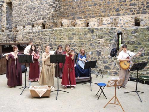 Keltské dny nahradu Radyně červenec 2010