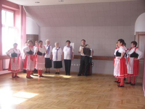 uvítání norského sboru Bekkefaret vZUŠ 26.3.2011