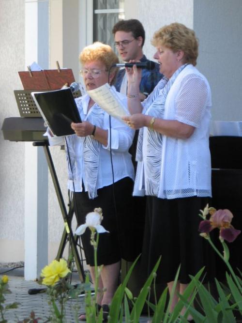 DPS Loudů - r. 2006, 40.výročí Klubu důchodců