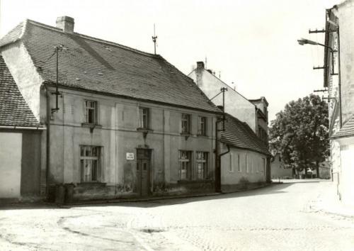 1954-1980 hudební škola vhostinci UPošarů (ul. Lipová)
