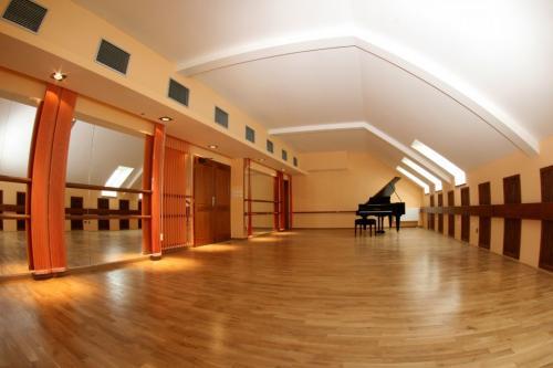 taneční sál
